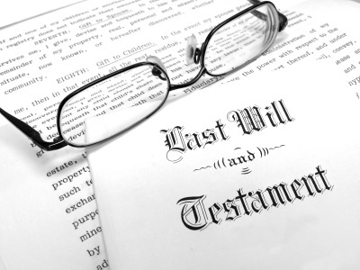 Simple Steps For Preparing A Will