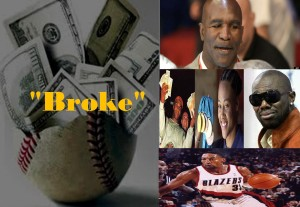 Financial Lessons From Broke Athletes and Celebrities – How They Lost it All!
