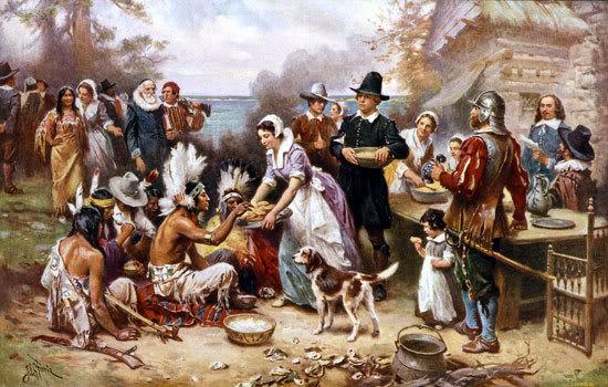 True Story of Thanksgiving!