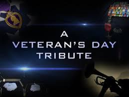 A Veteran's Day Tribute