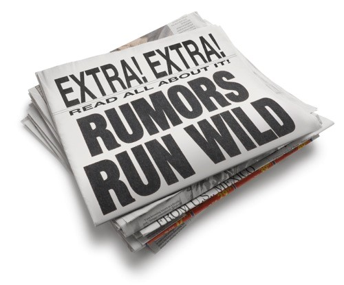 Rumors Run Wild