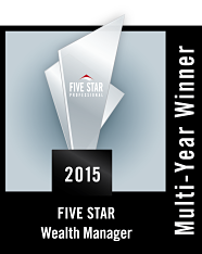 2015 Five Star Wealth Manager