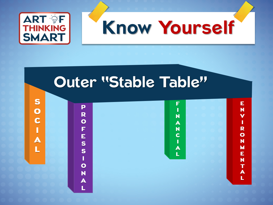 Outer Stable Table