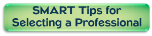 SMART Tips for Selecting a Financial Professional